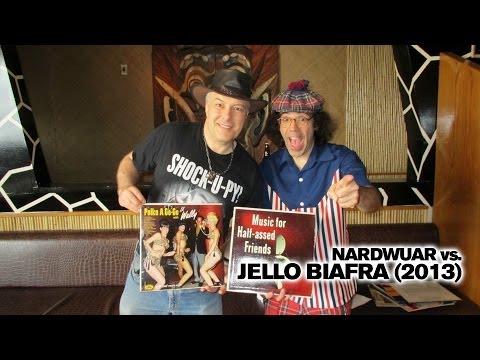 Nardwuar vs Jello Biafra