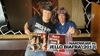 Nardwuar vs. Jello Biafra (2013)