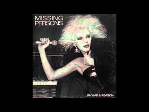 Missing Persons - If Only For The Moment (With Lyrics)