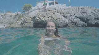 GoPro Hero: Cliff Jumping Mallorca