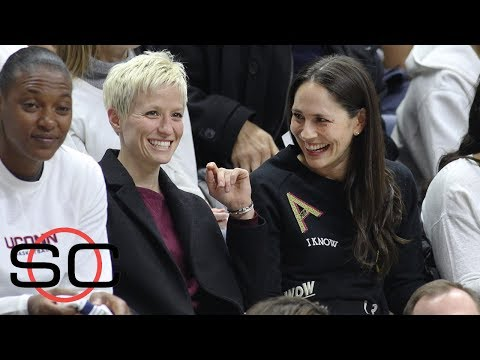 Sue Bird Opens Up About Being Gay And Dating Megan Rapinoe   SportsCenter   ESPN