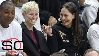 Sue Bird Opens Up About Being Gay And Dating Megan Rapinoe | SportsCenter | ESPN