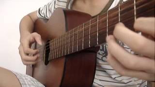 """""""Hà Nội mùa vắng những cơn mưa""""[Solo Guitar cover by ackhoapham]"""