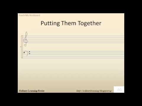 Chapter 1 basic: Music Staff, Treble and Bass Clefs