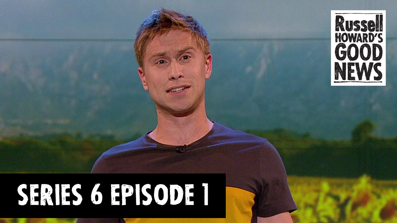Download Russell Howard's Good News - Series 6, Episode 1