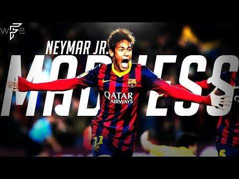 Neymar Jr. Pure Madness ~ Most Amazing...