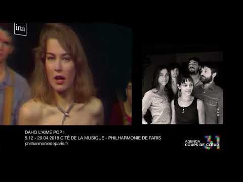 DAHO L'AIME POP ! - ARTE