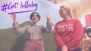 GOT7 LULLABY: Reaction w/my friend who doesn't listen to K-Pop!