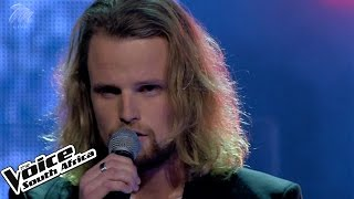 Richard Stirton: 'Billie Jean' | Final | The Voice SA