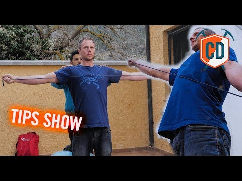 Strength And Rotation: Climbing Training With Pablo   Climbing Daily Ep.1147