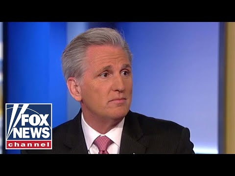 McCarthy blasts Dems on coronavirus: It's not the time to play politics