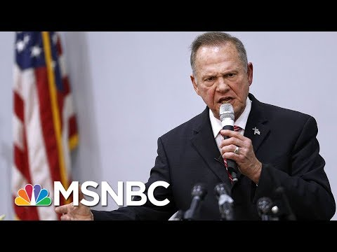 Young Alabama Republicans Are Rejecting Roy Moore | Velshi & Ruhle | MSNBC
