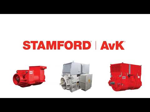 STAMFORD AvK Utilize Ward Leonard for Authorized Service, Repairs & Parts