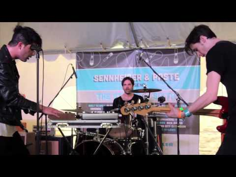 The Chain Gang of 1974 - Full Concert - 03/14/12 - Outdoor Stage On Sixth (OFFICIAL)