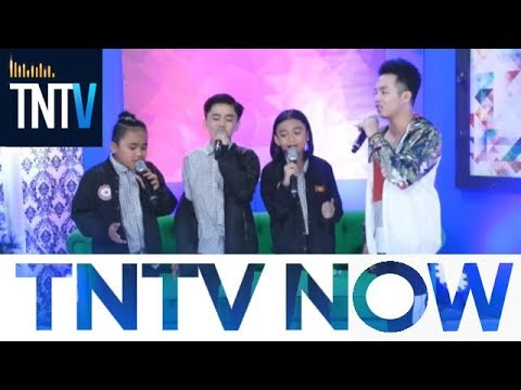 TNTV Now: TNT Boys with Sam Mangubat - Hero