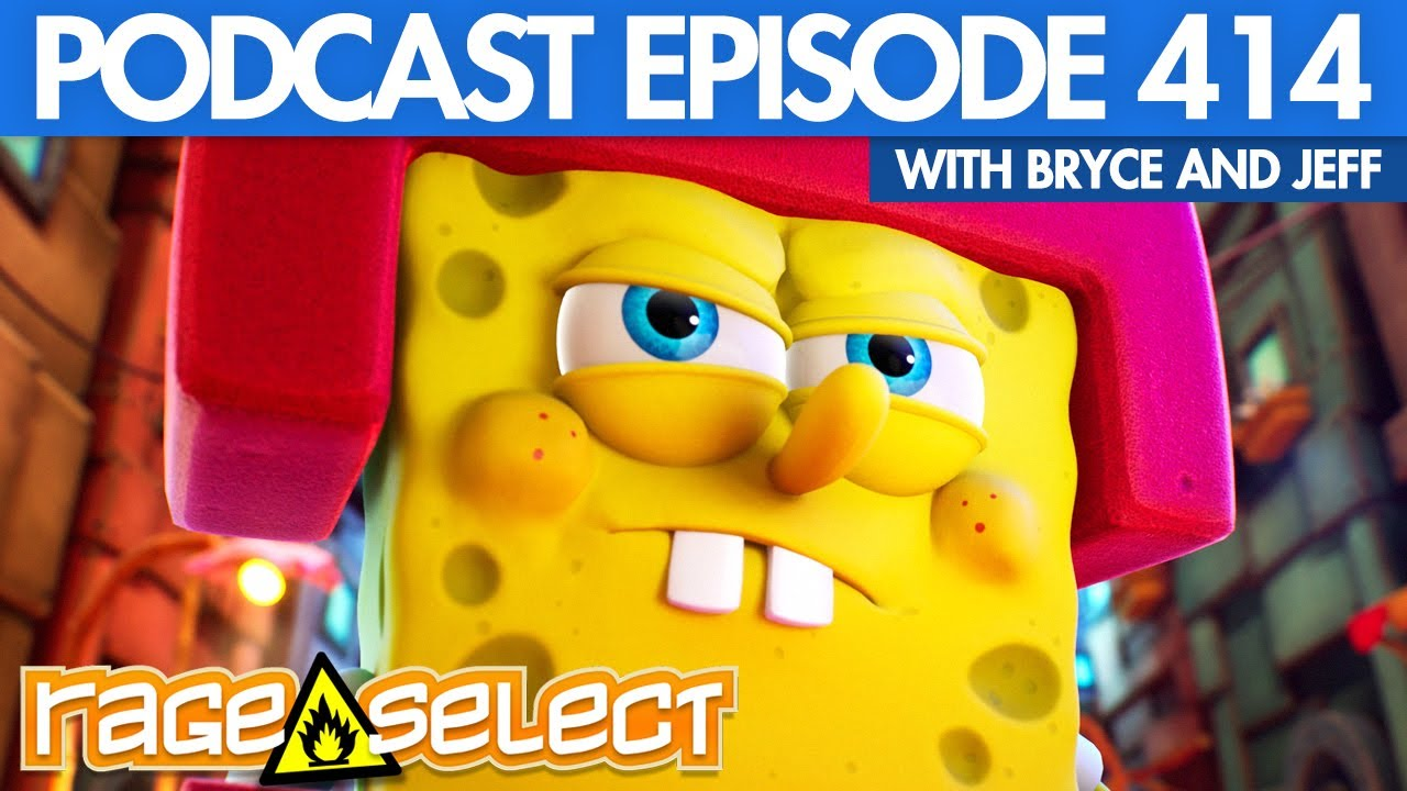The Rage Select Podcast: Episode 414 with Bryce and Jeff!