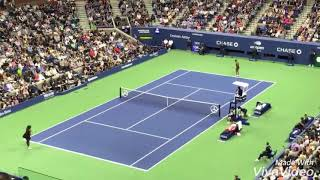 US OPEN 2018 final🔥🔥🔥 Naomi Osaka V/S Serena Williams