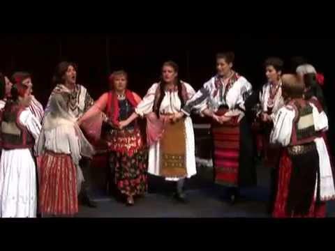 Concert Djanam, chants polyphoniques des Balkans au Caucase