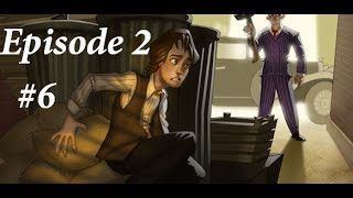 Back to the Future: The Game - Episode 2: Get Tannen! | #6: Exposing Kid Tannen