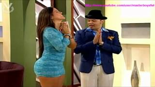 Repeat youtube video edecan venezolana culona micro vestido