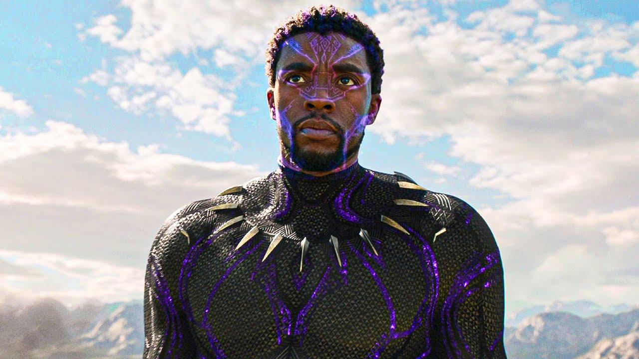 """Download Black Panther Returns - """"I'm Not Dead"""" Scene   Black Panther (2018) Movie CLIP 4K"""