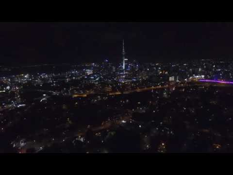 Auckland Guy Fawkes LIVE drone 2016