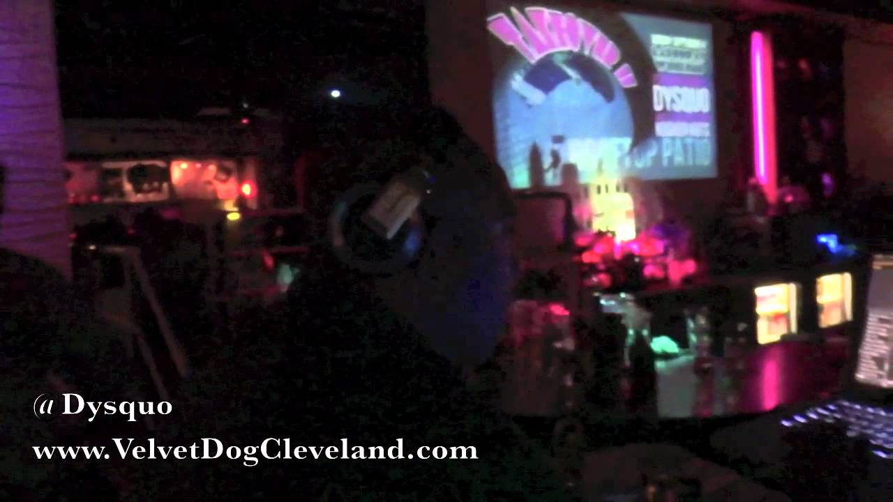 Dysquo @ Velvet Dog (Cleveland, OH) - YouTube