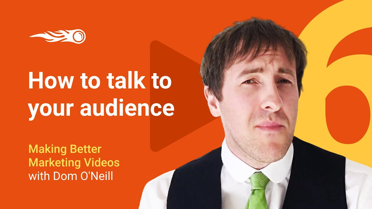 How to talk to your audience in your vlogs and videos