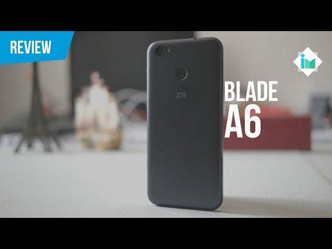 ZTE Blade A6 - Review en español