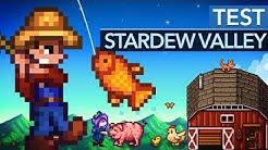 Stardew Valley - Test / Review zum Bauernhof-Hit auf Steam (Gameplay)