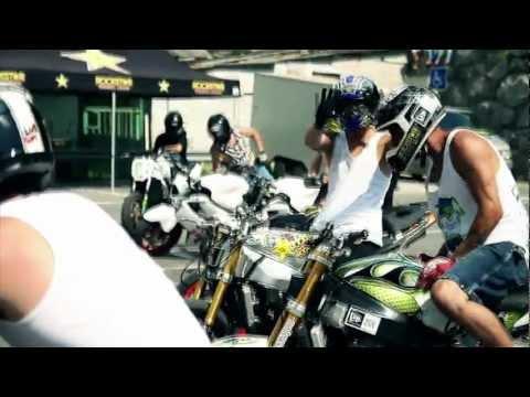 Stunt Ridind Encamp Andorra HD