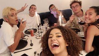 ON FAIT UN DINER PRESQUE PARFAIT feat. le squad