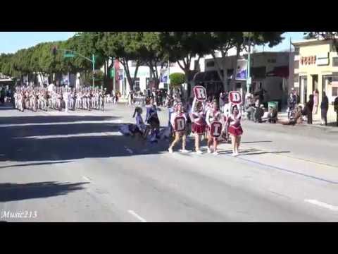 Madrid MS - Activity March - 2019 Temple City Parade