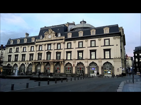 Place De Jaude | Jaude Square | Best Places to see in Clermont Ferrand France