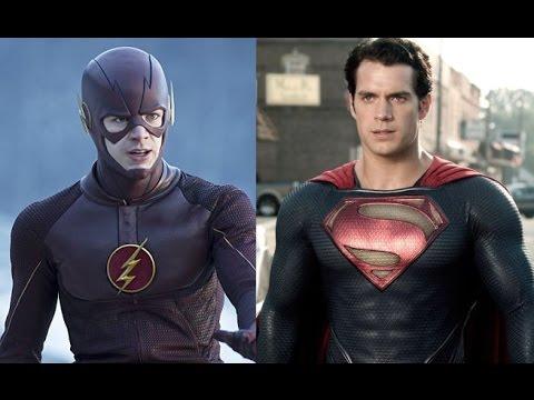 Fastest Man Alive: Flash vs Superman