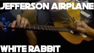 Download Kelly Valleau - White Rabbit (Jefferson Airplane) - Fingerstyle Guitar