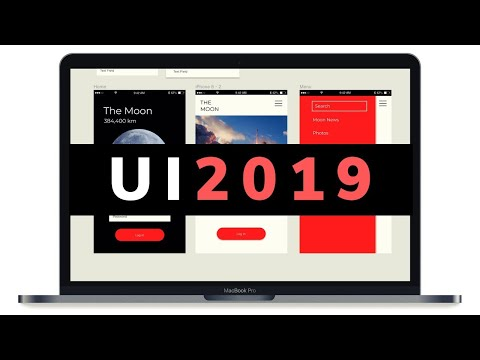 Ui Design Tutorial For Beginners 2019