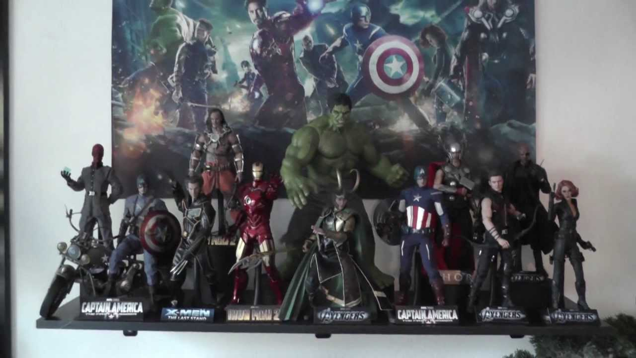 My Hot Toys Collection Update July 2013 Youtube