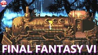 Final Fantasy VI PC Gameplay [60FPS/1080p]