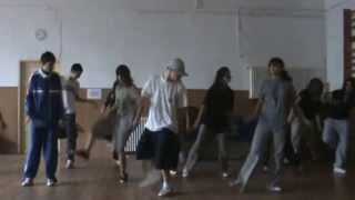 Supersonic Usa-Prima mea coregrafie 2006(7?) -apologize one republic