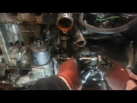 How to Change Replace Crank Shaft Position Sensor Peugeot 206 – Amateur Repairs