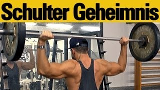 Schultertraining: Simons Shoulder Secrets