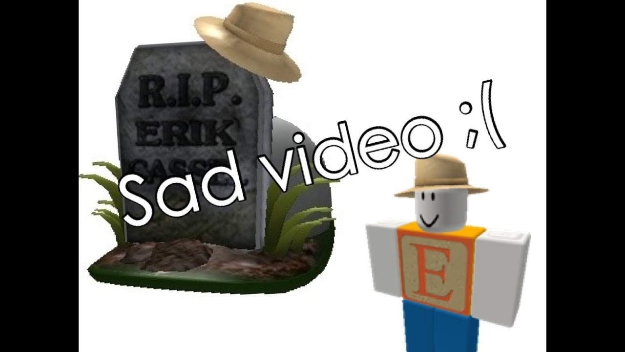 A Video Dedicated To Erik Cassel Co Founder Of Roblox Youtube