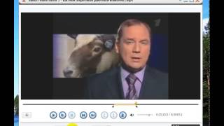 Обрезка видео в Xilisoft video editor 2