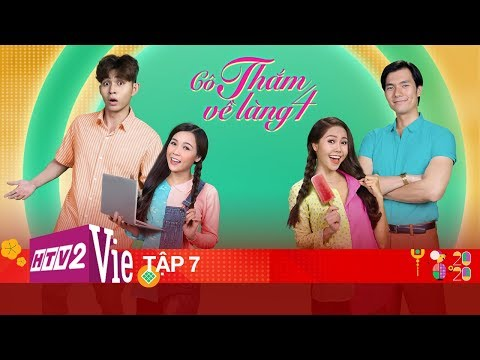 Phim Tết   #7 CÔ THẮM VỀ LÀNG (PHẦN 4)   Xuân Canh Tý 2020