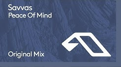 Savvas - Peace Of Mind