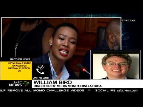 William Bird on SABC board shortlisted candidates
