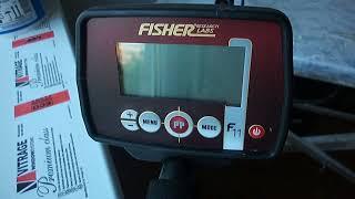"Fisher F 11 - отзыв после копа ""по войне"""