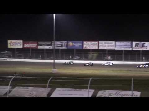 4.3.2009 - Magnolia Motor Speedway - Heat Race #2 - USCS WRS