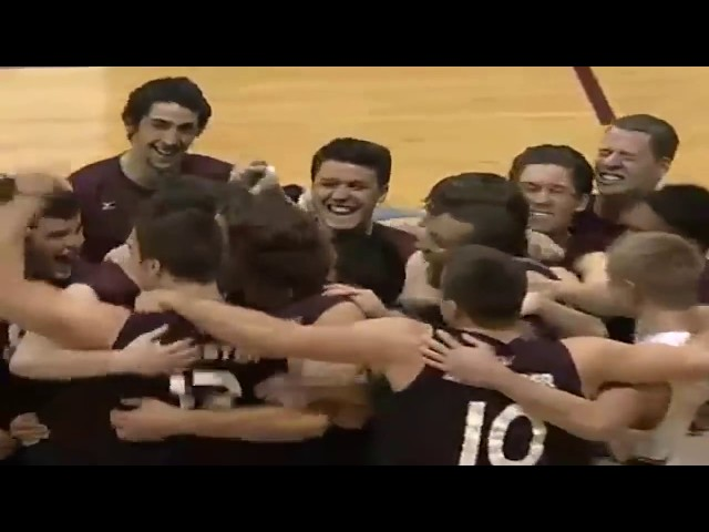 2012-2013 McMaster Men's Volleyball Year End Video Travel Video